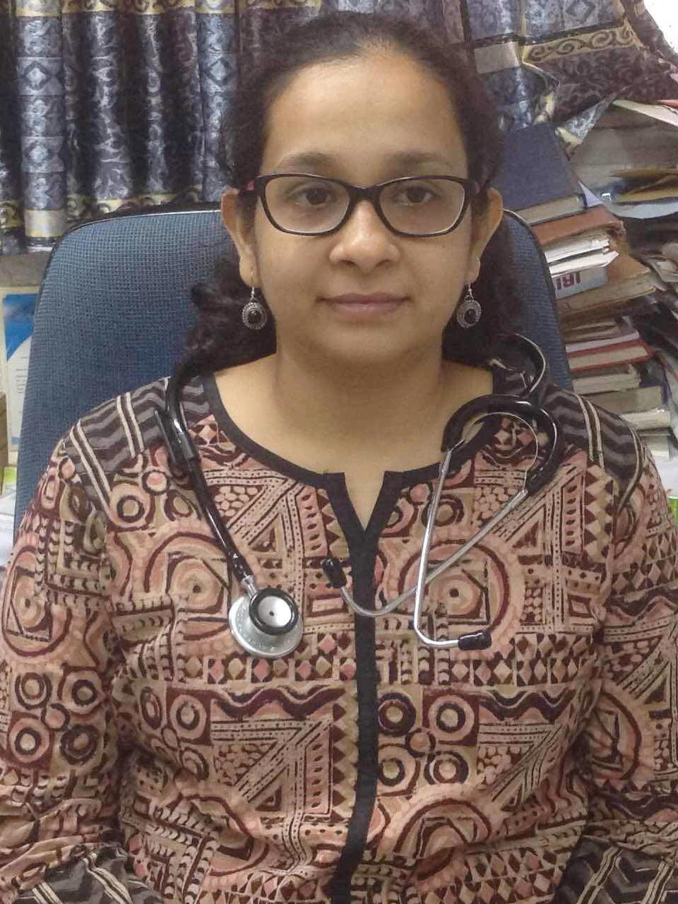 Dr. Anushree