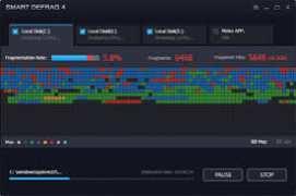 IObit Smart Defrag Pro 6